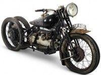 Старинный мотоцикл Brough Superior BS4 ушел с аукциона за 481 000 долларов