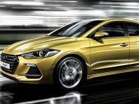 Hyundai ������� Elantra Sport 2017 ����