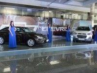 Chevrolet Cruze � Captiva - ������� �������� � ����� ������
