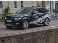 Jaguar Land Rover ��������� �������������� ���������� ����������� ��������