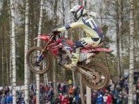 MXGP: Шестой этап (Латвия) завершен