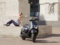Новый скутер Peugeot Django S 2016