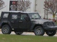��������� ��������� Jeep Wrangler ������� 300-������� �����