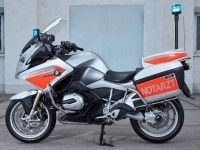 Мотоцикл скорой помощи BMW R1200RT