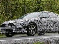 ������ ������� ���������������� Audi A8 ������ ���������