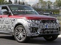 Range Rover Sport ����� ����������� ������� ����� �������������� �������