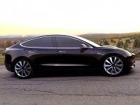 ����� ������� �� Tesla Model 3 ����������� �� 12 �����