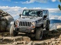 Jeep ����� ����� ������ Wrangler � ���������������