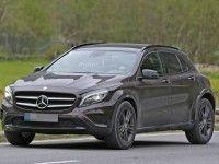 Mercedes ����� ����������� ����� ��������� GLB