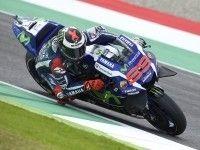 MotoGP: Гонку в Италии выиграл Лоренсо