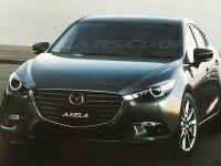 ��������� ����������� Mazda3 ��������� ���� ��������