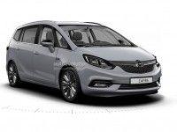 ��������� ������ ����������� ������������ Opel Zafira