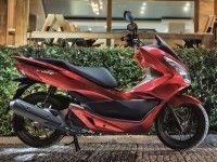 Honda проапгрейдила свой популярный скутер