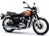 Мотоцикл Kawasaki W800 Final Edition