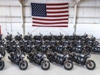 Мотоцикл Victory Octane доехал до Европы