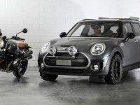 Компания MINI посвятила концептуальный Clubman мотоциклу BMW