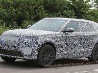 ������� ���� ������ ���������� BMW X6 �� Land Rover