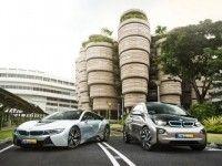 � ������� �������� ����������� ������� BMW i3 � i8