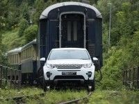 Land Rover Discovery Sport �������� �� ������� 100-������ �����