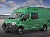 Состоялась презентация и объявлен старт продаж нового фургона Газель NEXT!