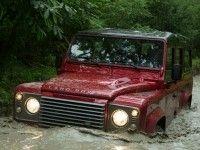 Land Rover ����������� ����������������� ������ ��� �������������