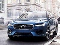 Volvo S90 � V90 �������� �����-����� R-Design