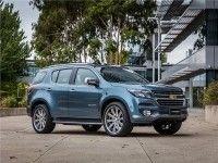 ���������� Chevrolet TrailBlazer - ������ �� ������
