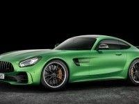 ��������� ����������� Mercedes-AMG GT �������� �� ��������