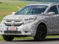 Honda ���������� ��������� CR-V ������ ��������� � 2017 ����