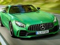 Mercedes �������� ������� �������� ����������� GT