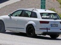 ������������� Audi Q8 ������� �� ����� ������