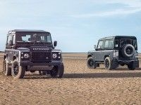 Land Rover �������� ����������� ������� Defender