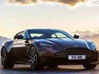 ����� Aston Martin ����� �������� ������ ������ ���������� DB11