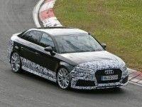 ����� ��������� ���� 2017 Audi RS3 Sedan
