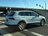 ���������� Volkswagen Tiguan �������� �� ������� ���