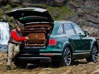 ������ Mulliner ������� ���������� ���� ��� Bentley Bentayga