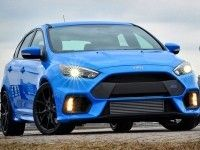 ���������� ����������� �� Ford �� ������� ������ Focus RS