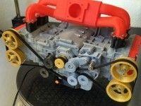 ������� ��������� �� 3D-�������� ������ ����� ��������� Subaru