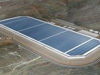 Tesla ������� ����� Gigafactory