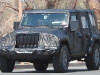 Jeep ������� Wrangler ������ ��������� � ������ ������