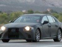 ���������� ������� ����� Lexus LS � ���������