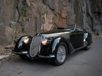 ������� ���������� � ��������� Alfa Romeo 1939 ���� ������� � 25 ��� ��������