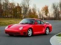 ���������� ��� ������ Porsche 959 � 1,3 �������� ��������