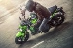 Kawasaki отзывает партию мотоциклов
