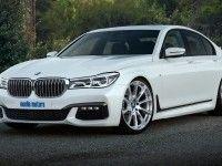 ������ ��������� BMW 750i
