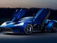 ��� ����� ����� Ford GT ���������� ���������� ������� GT
