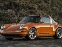 ������ Singer ��������� ������������ ��� ������������ Porsche 911
