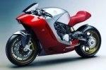 MV Agusta показала первый спортбайк от Zagato