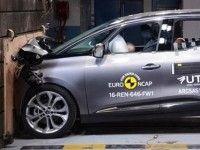 Euro NCAP провел краш-тесты четырех новинок автопрома