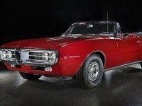 ������ ���������� Pontiac Firebird ����� ������� �� ��� ������